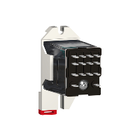 RXZE2DA Переходник для установки на дин-рейку