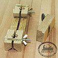 Рубанок японский для срезания фасок, раздвижной, колодка 203мм, нож 31мм, фото 3