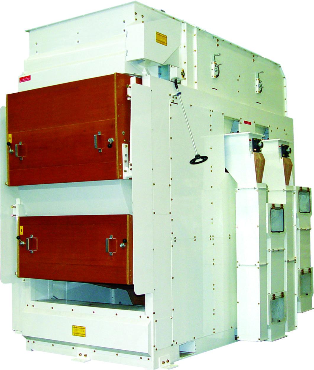 Воздушно-ситовой сепаратор