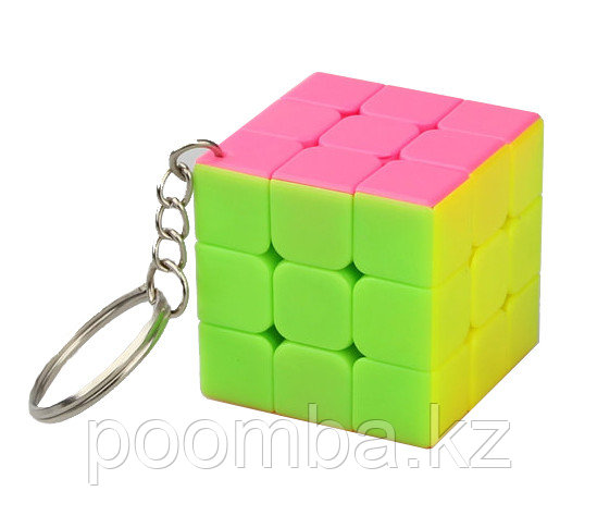 Головоломка брелок Кубик Рубика 3 на 3
