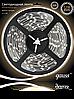 Светодиодная лента Gauss 5050/30-SMD 7.2W 12V DC теплый белый (блистер 5м)