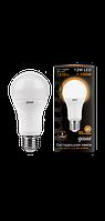 Светодиодная лампа общего назначения Gauss LED E27 12W 2700K (теплый белый), фото 1
