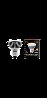 Светодиодная лампа софит Gauss LED 5W GU10 2700K FROST (теплый белый), фото 1