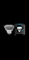 Светодиодная лампа софит Gauss LED MR16 5W GU5.3 AC/DC 12V 4100K FROST (холодный белый), фото 1