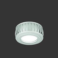 Светильник Gauss Backlight BL094 Кругл. Белый/Белый, Gu5.3, 3W, LED 3000K