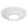 Светильник Gauss Gypsum GY001 белый, Gu5.3, d150