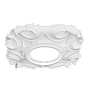 Светильник Gauss Gypsum GY003 белый, Gu5.3, d150