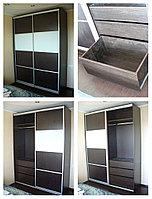 Практичный и удобный шкаф купе