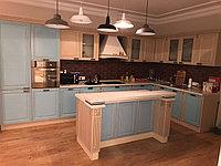 Кухня с островом, фото 1
