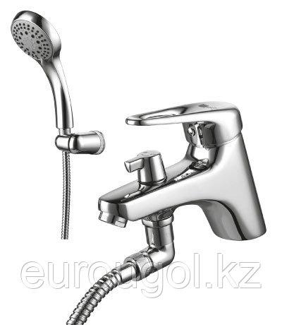 Смеситель врезной для ванны Lemark Luna L4115C