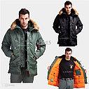 """Куртка лётная """"Аляска N3B VF 59"""" Alpha Industries, фото 4"""