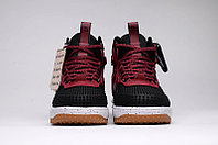 Зимние кроссовки Nike Lunar Force 1 Duckboot Red Black White (40-47), фото 2
