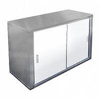 Полка кухонная настенная закрытая ПКЗ-М-800 (800х400х600 мм) разборная конструкция