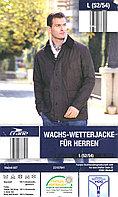 Ветровка мужская тёмно коричневая Crane (Германия)
