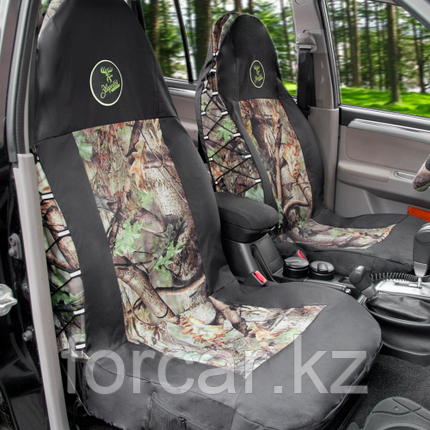 Универсальный чехол на переднее сиденье с литым подголовником, фото 2
