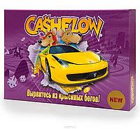 Настольная экономическая игра CASHFLOW-Денежный поток 101 От Роберта Кийосаки, версия 2014 года, фото 1