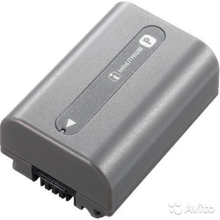 Аккумулятор SONY NP-FP70