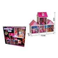 Домик для кукол Monster High + 2 куклы Monster High!(аналог), фото 1