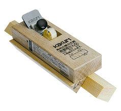 Рубанок яп. Kakuri, 150мм, для срезания фасок 30, 45 и 60град