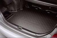 Резиновый коврик в багажник на Camry V30/35