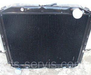 Радиатор водяной УРАЛ 5323Я-1301010