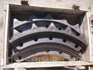 Сегмент ведущего колеса 5-ти зубый Shantui SD22, SD23 154-27-12273