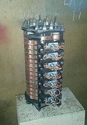 Токосъемник кольцевой ТКК-112 (К-3112А)