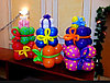Подарок из шаров в Павлодаре