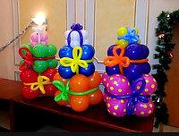 Подарок из шаров в Павлодаре, фото 1