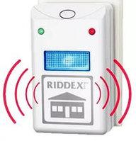 Ультразвуковой электронный отпугиватель насекомых и грызунов RIDDEX, фото 1