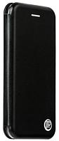 Кожаный чехол Open series на iPhone 7 (черный), фото 1