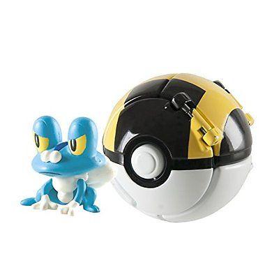 Pokemon Фроки в складном покеболе