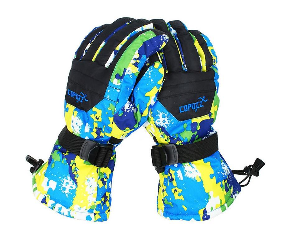 Горнолыжные перчатки COPOZZ - фото 1