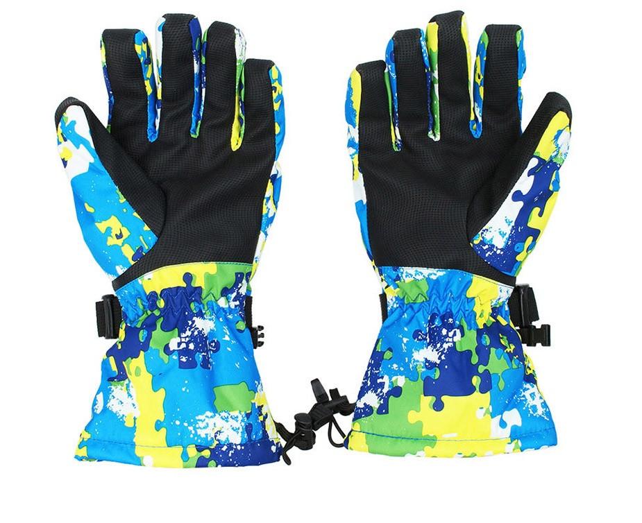 Горнолыжные перчатки COPOZZ - фото 2