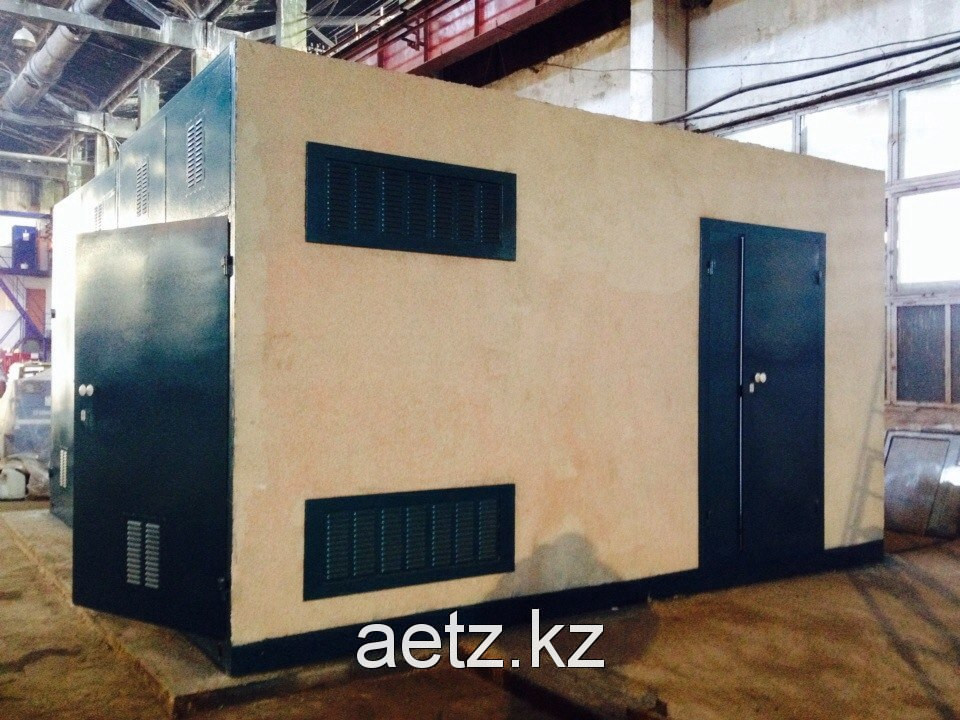 Бетонная комплектная трансформаторная подстанция БКТП 2*1000-10(6)/0,4