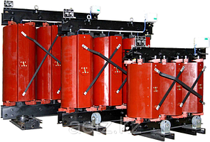 Трансформатор сухой ТСЛ 250-10(6)/0,4 КВА