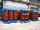 Трансформатор сухой ТСЛ 400-10(6)/0,4 КВА, фото 4