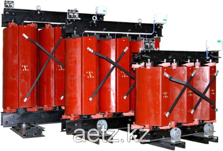 Трансформатор сухой ТСЛ 1000-10(6)/0,4 КВА