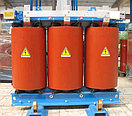 Трансформатор сухой ТСЛ 1000-10(6)/0,4 КВА, фото 5
