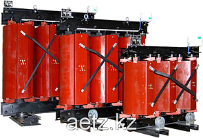Трансформатор сухой ТСЛ 1250-10(6)/0,4 КВА