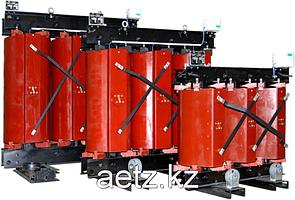 Трансформатор сухой ТСЛ 2500-10(6)/0,4 КВА