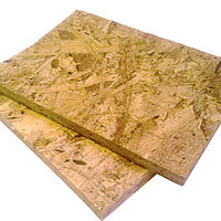 Плита OSB (Кроношпан)толщина 9мм, размер 2.44*1.22