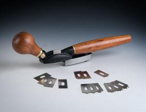 Скребок Veritas Beading Tool, для выборки канавки + 6 ножей