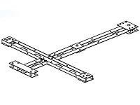 PERCo-RF01 0-01 рама монтажная для турникета PERCo-RTD-15.1R