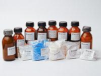 Набор химических реактивов № 21 ВС 'Неорганические вещества'