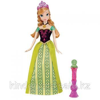 """Кукла Анна """"Холодное сердце"""" в волшебном платье"""
