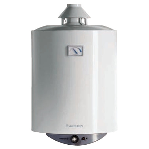 «Газовый водонагреватель Ariston S/SGA 50 R накопительный» - фото 1