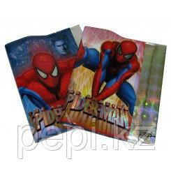 Обложка для тетради, Spider Man