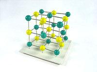 Модель кристаллической решетки каменной соли