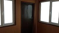 Охранная будка (пост КПП) 3м*3м*2,7м